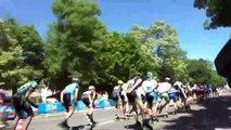 Roller Marathon de Dijon 2017- le s'mi marathon