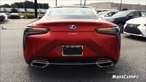 How Could a Lexus Sound Like This LC500 Engine Sound Start Up and Revving Exhau