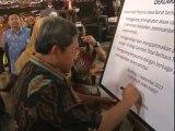 Gubernur Jawa Barat Deklarasikan Sanitas