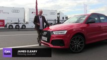 Audi TTRS 2017 review  first driv