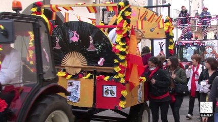 2017 - Saint-thibéry - Carnaval