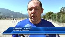 Hautes-Alpes : ambiance bon enfant pour le 1er tournoi de tennis-ballon de l'Avance FC