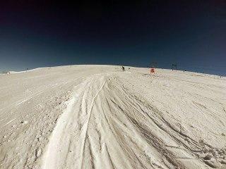 Compétition entrainement aux 2 Alpes