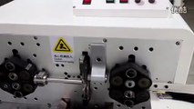 Multi Core Cable Cutting Stripping outside andinside Machine 。 - You