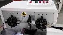 Multi Core Cable Cutting Stripping outside andinside Machine 。