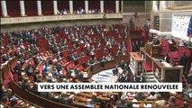 Législatives : l'Assemblée nationale sur le point de changer - Politique