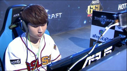 [2/5] GSL 2017  RO.16 GROUP B: aLive / Classic / TY / INnoVation