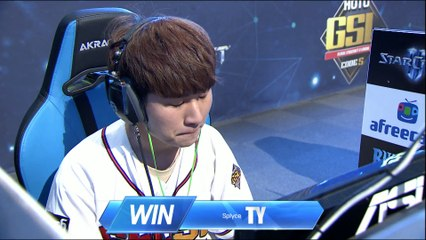 [5/5] GSL 2017  RO.16 GROUP B: aLive / Classic / TY / INnoVation