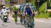 Bardet, Fuglsang et Dan Martin en contre - Étape 8 / Stage 8 - Critérium du Dauphiné 2017
