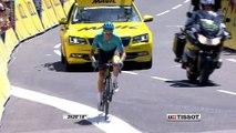 Summary - Stage 8 - Critérium du Dauphiné 2017