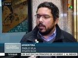 Argentina: activistas denuncian persecución contra Milagro Sala