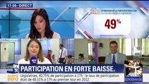 Législatives: moins d'un électeur sur deux aura voté au 1er tour, selon les estimations Elabe pour BFMTV