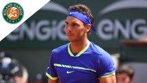 Roland-Garros 2017 : Finale Nadal - Wawrinka - Les temps forts