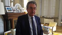 Réaction d'Alain Claeys, député-maire de Poitiers au Premier tour des Élections législatives