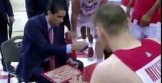 Ο Σφαιρόπουλος σχεδιάζει 1η επίθεση και ματσαρίσματα ΟΣΦΠ-ΠΑΟ 11-6-17