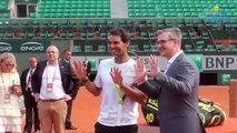 Roland-Garros 2017 - Éric Babolat, Rafael Nadal... et la Decima à Roland-Garros