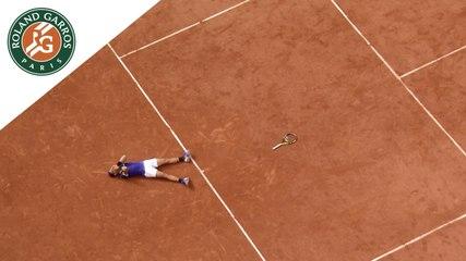Roland-Garros 2017 : Le match du jour - Finale Nadal - Wawrinka