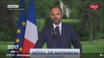 LEGISLATIVES. Edouard Philippe : « L'Assemblée nationale incarnera le nouveau visage de notre République »