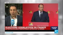 """Élections Législatives 2017 en France : """"Ambiance très morose. C'est la fin d'un cycle"""" au PS"""