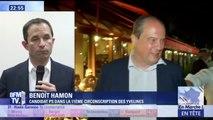 """Hamon: """"Les partis politiques ont échoué mais leurs idées et leurs valeurs vivent encore"""""""