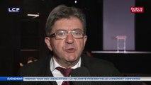 """Législatives: Jean-Luc Mélenchon: """"je pense que je vais avoir un groupe à l'assemblée nationale"""""""
