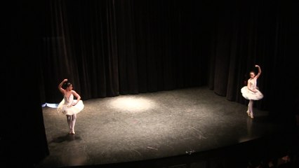 Variaciones ballet - Festival fin de curso 2017 - Las Zapatillas Rojas