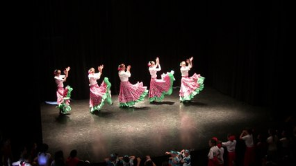Pasión - Festival fin de curso 2017 - Las Zapatillas Rojas