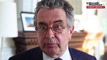 VIDEO. Poitiers. Réaction d'Alain Claeys, maire de Poitiers.