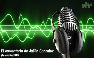 Julián González 11 junio 2017