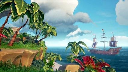 E3 2017 - 4K Gameplay Walkthrough de Sea of Thieves