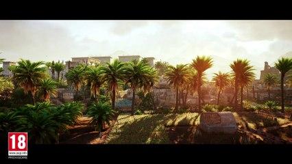Trailer World Premiere Gameplay E3 de Assassin's Creed: Origins