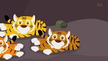 Five Big Tigers _ Tigers-D6nMOWXDssA