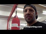 john molina jr on andre ward signing with rocnation - EsNews