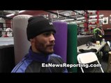 Mikey perez fighting Miguel Acosta - EsNews Boxing
