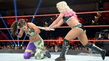 Extreme Rules 2017 - Alexa Bliss vs. Bayley - Raw Women's Championship Kendo Stick on a Pole Match - Extreme Rules 2017 | WWE