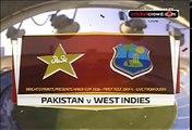 Pakistan V West Indies, 1st Test, Dubai, 4th Day Clip1-9