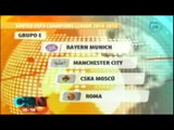 Sorteo UEFA Champions League 2014 / UEFA Champions League Draw 2014