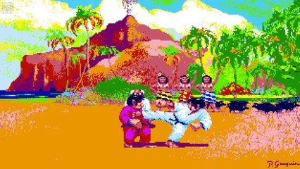 #032 - Atari 2600 - Megamania (Original HW) (Activision, 1982)