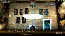The Elder Scrolls: Legends: Heroes of Skyrim Trailer   E3 2017 Bethesda Press Conference