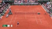 Le Top 10 des plus beaux points de Roland-Garros 2017