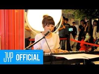 "[Balcony Live]  백아연(Baek A Yeon) ""머물러요""(Stay) from [I'm Baek]"