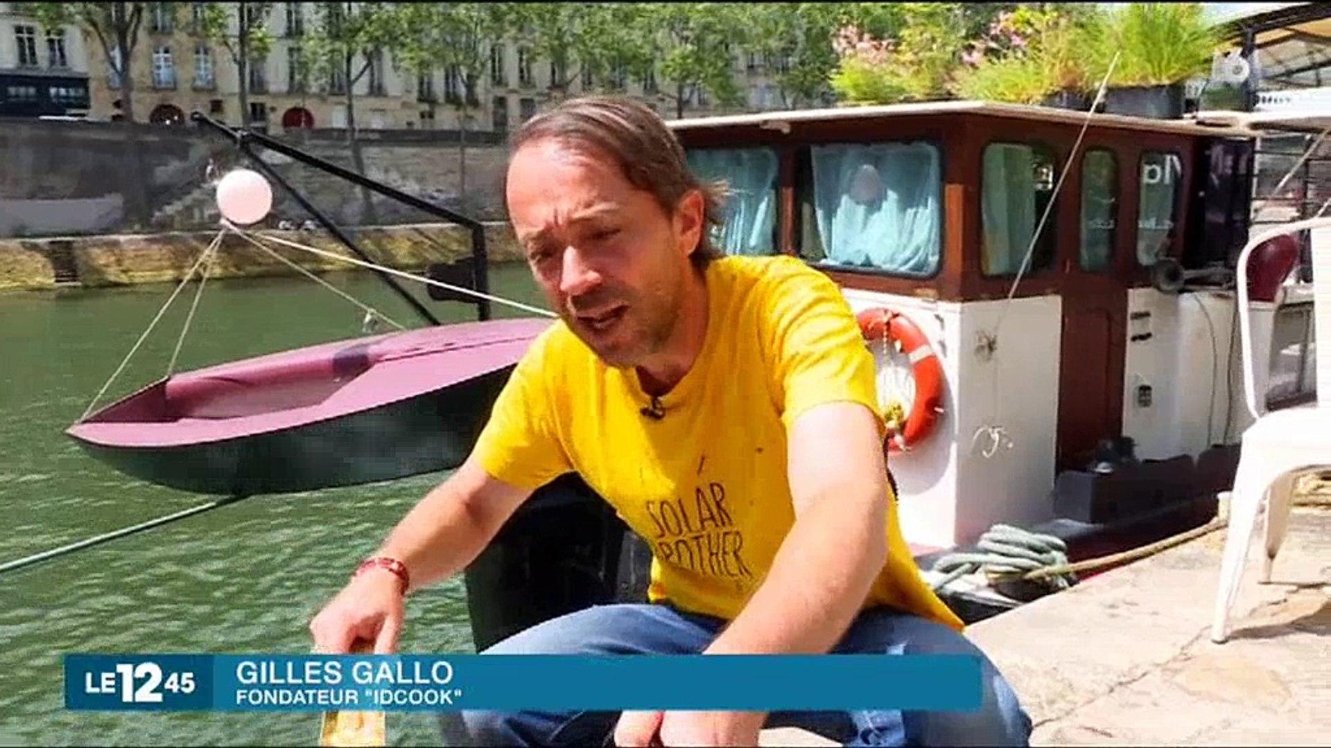 Barbecue : Un homme invente un four solaire à amener pour le pique-nique ! Regardez