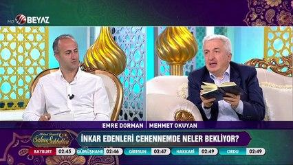Mehmet Okuyan'la Sahur Sohbetleri 12 Haziran 2017