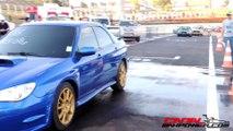 Mustang 5 0 Vs Subaru Wrx Sti Video Dailymotion