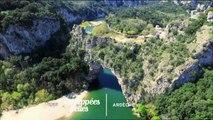 Ardèche, passionnée par nature - Échappées belles