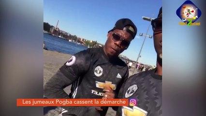 #HASHTAG - LES JUMEAUX POGBA CASSENT LA DÉMARCHE
