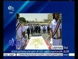 #غرفة_الأخبار | الألاف في السويس يشيعون جثمان نائب مأمور فيصل بمشاركة وزير الداخلية