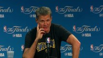 【NBA】Steve Kerr Media Availability 1 Game 5 Cavaliers vs Warriors June 11 2017 NBA Finals