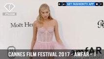 Cannes Film Festival 2017 - Amfar ft.Elsa Hosk & Martha Hunt - Part 1   FashionTV