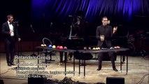 Vincent de Lavenère : Jongleur musical avec Fred Radix, siffleur